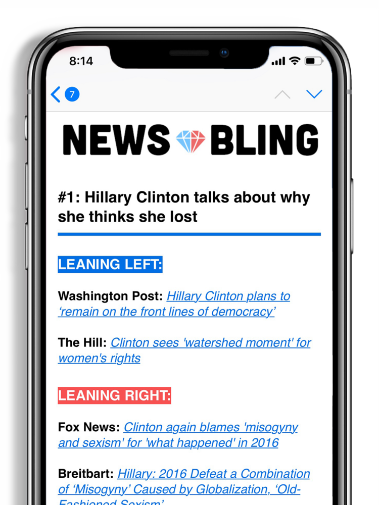 News Bling wants to get readers out of news echo chambers - Portland