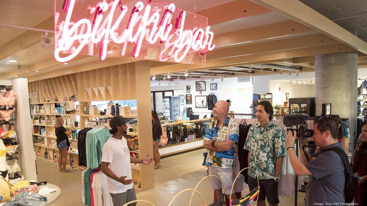Billabong expands flagship Waikiki store - Pacific Business News
