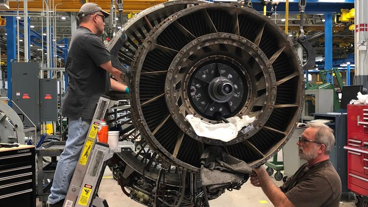 American Airlines beefs up engine maintenance capabilities