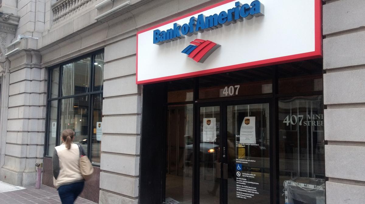 bank of america atm cincinnati