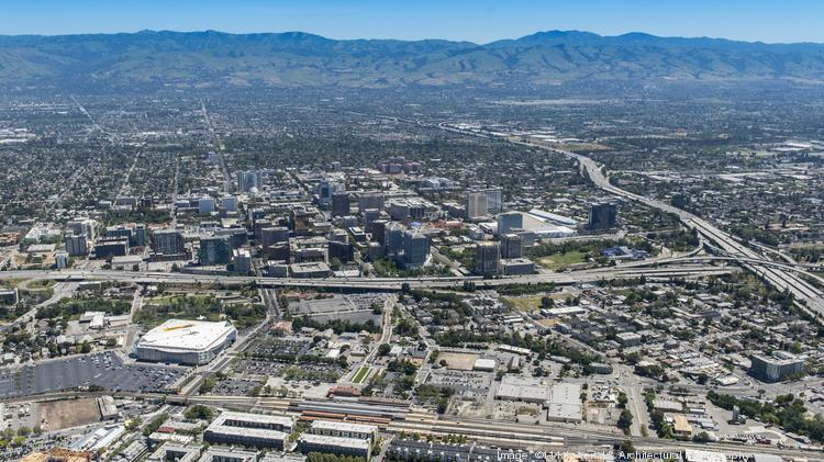 san jose votes to sell 10 acres in city core to google for massive