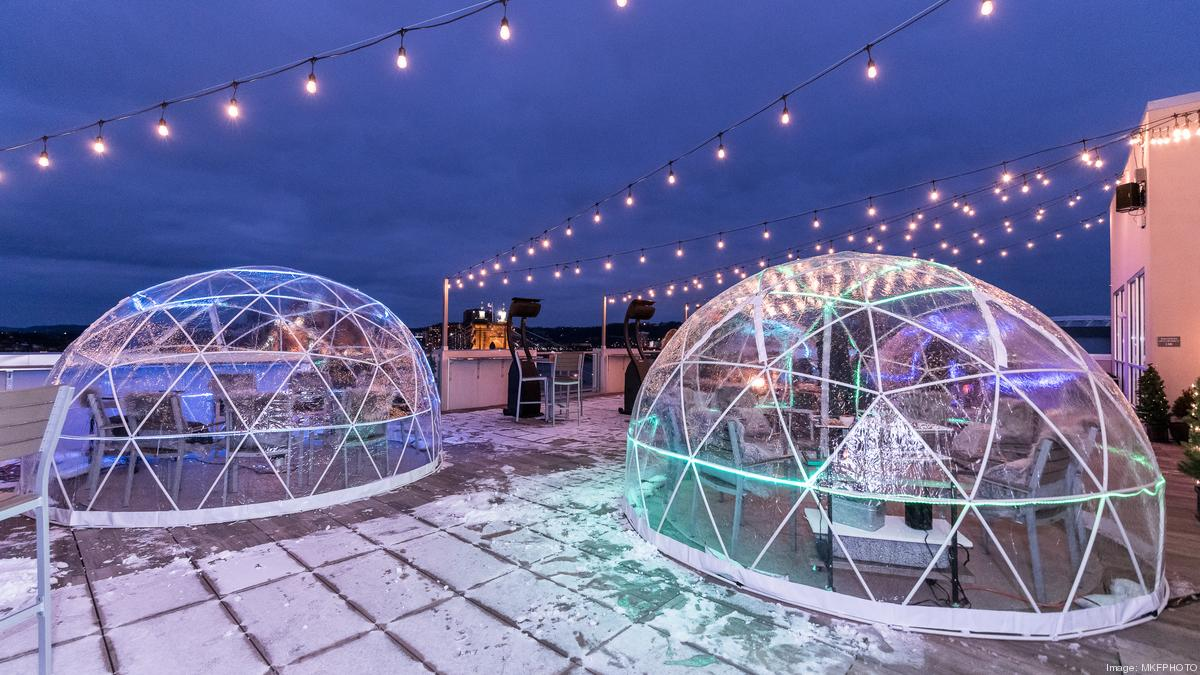 Ac Hotel At The Banks Adds Rooftop Igloos Video