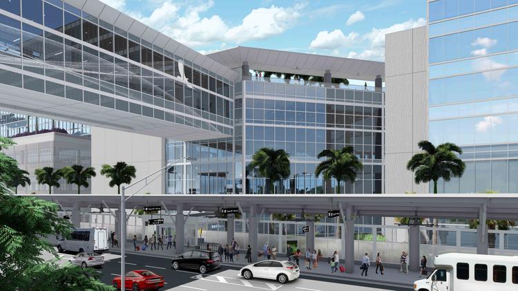 Tampa International Airport awards $66M contract SkyCenter