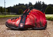 Elijah Diggins Nike Air Foamposit 1 design.