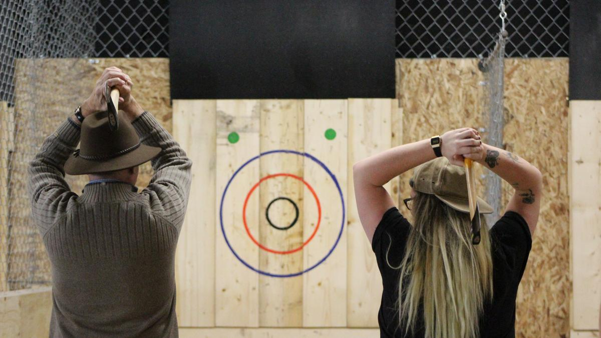 Urban Axes opens in Somerville - Boston Business Journal