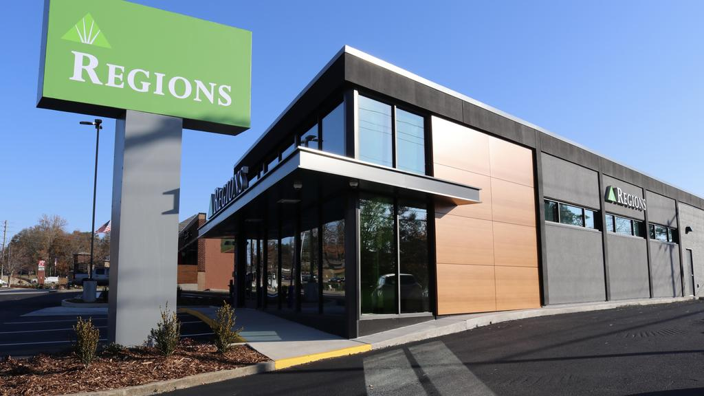 Regions opens 19 new loan and deposit production offices