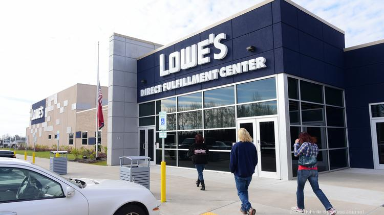 Lowe's new distribution center - Charlotte Business Journal