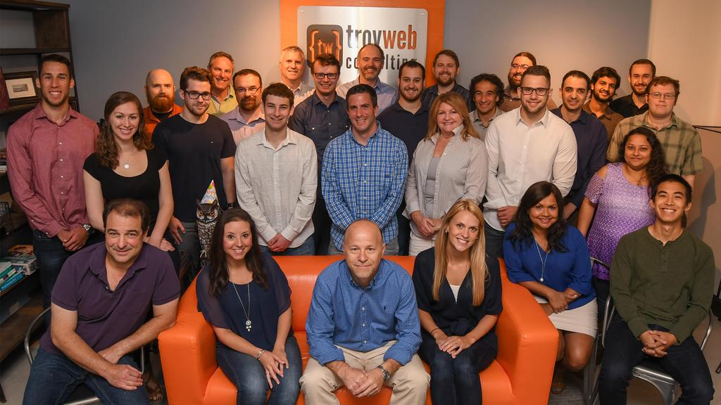 How this downtown Troy software company finds employees in a tight market