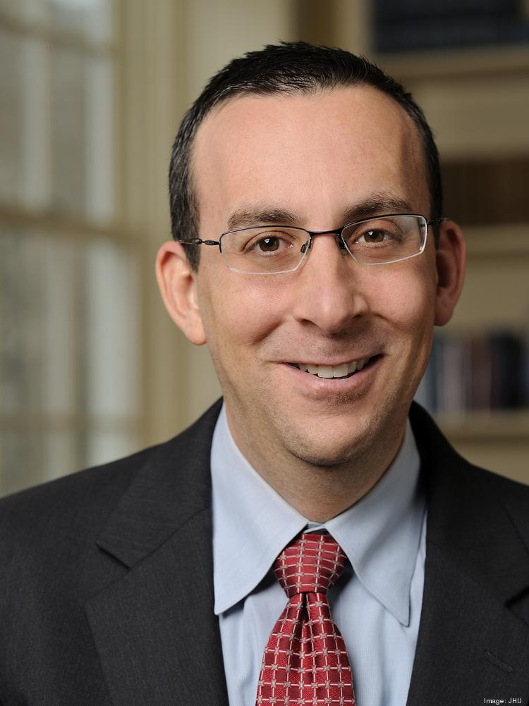 Andy Frank stepping down as adviser at Johns Hopkins