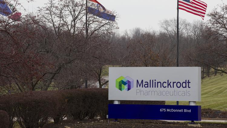 Mallinckrodt expects to pay $15 million in probe - St  Louis