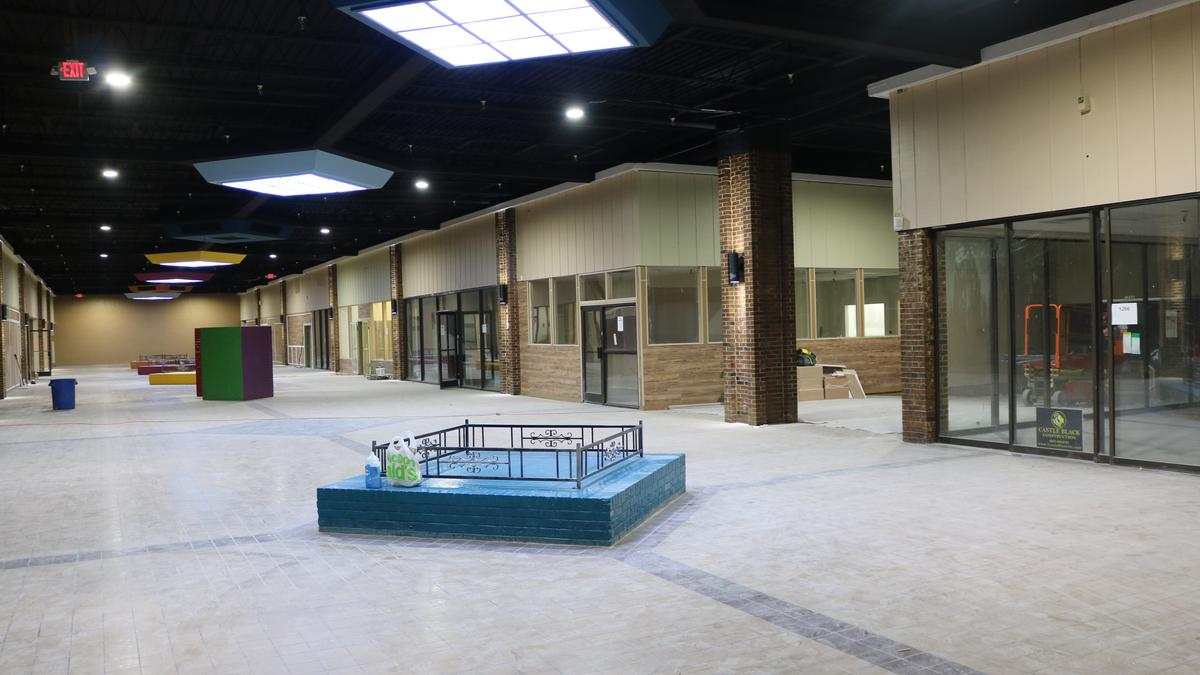 Southbrook Mall Redevelopment In Whitehaven Nearly