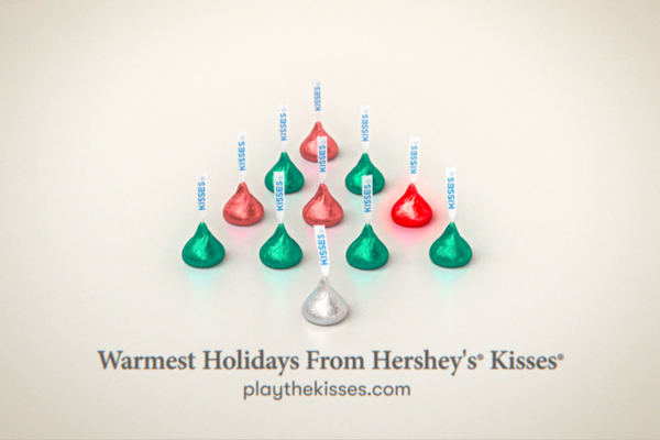 Hershey Kisses Commercial 2020 Christmas Remastered Hershey's Kisses 'Bells' ad gets 21st Century update   Chicago