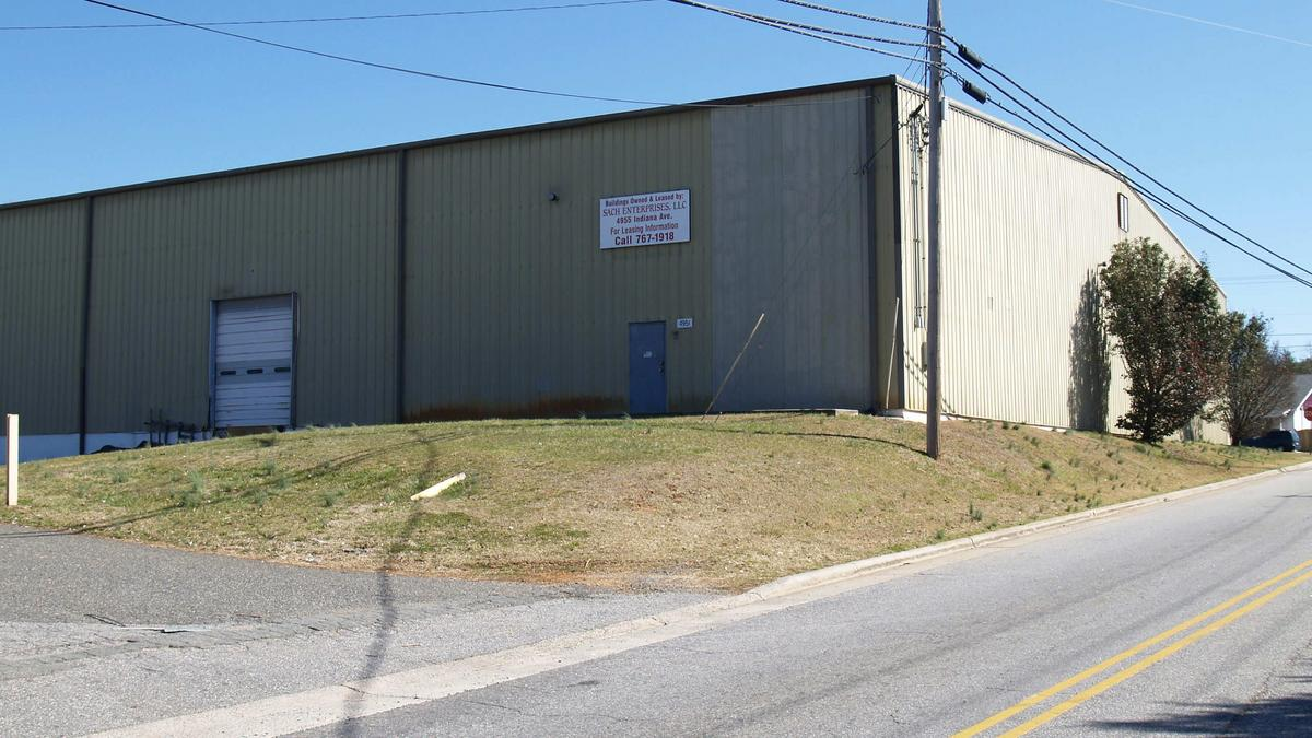 10 Federal Buys Winston Salem Building To Convert To Self Storage Triad Business Journal