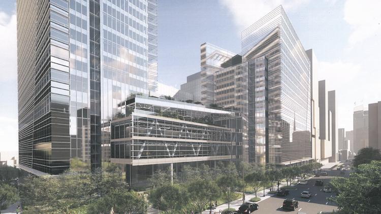 Norfolk Southern officially moves headquarters to Atlanta - Atlanta