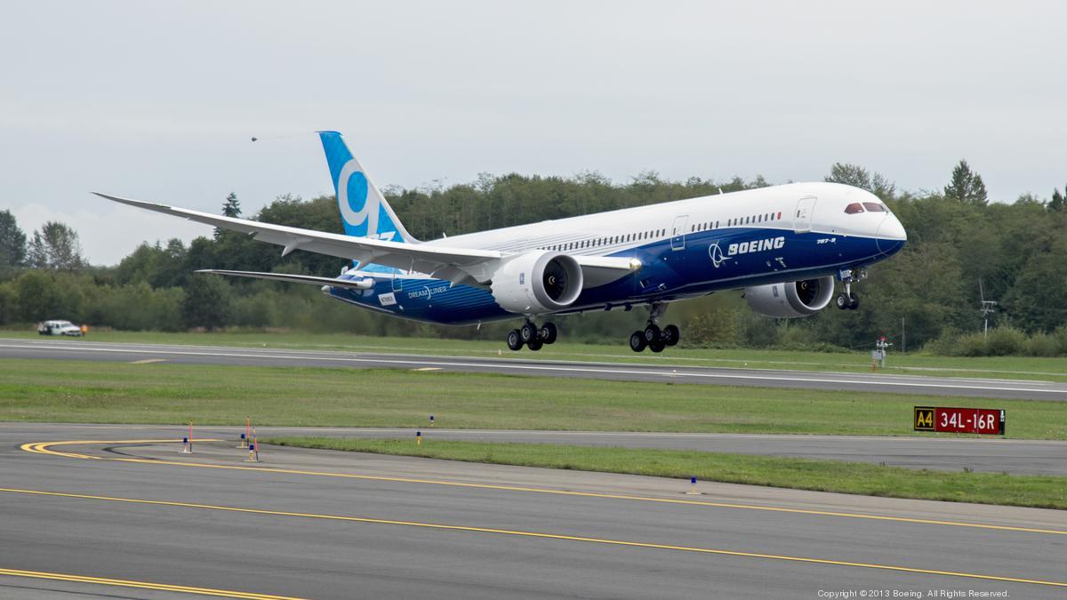 Boeing announces order for 787-9 jets at Paris Air Show
