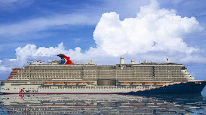 Carnival Cruise 2020.Carnival Cruise Line S Nyse Ccl Latest Ship Raises The