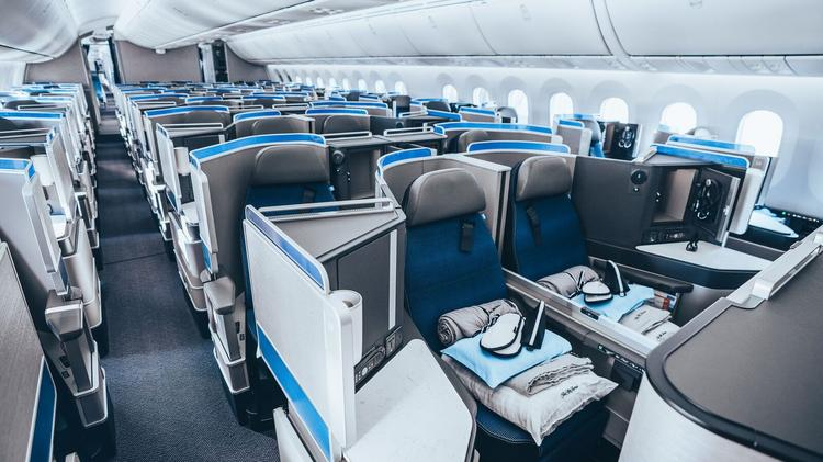 United Airlines Gives Hometown First Look At Newest Dreamliner Chicago Business Journal