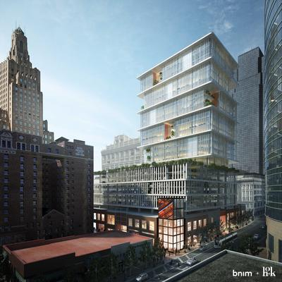 KC committee approves $63M investment in new downtown office