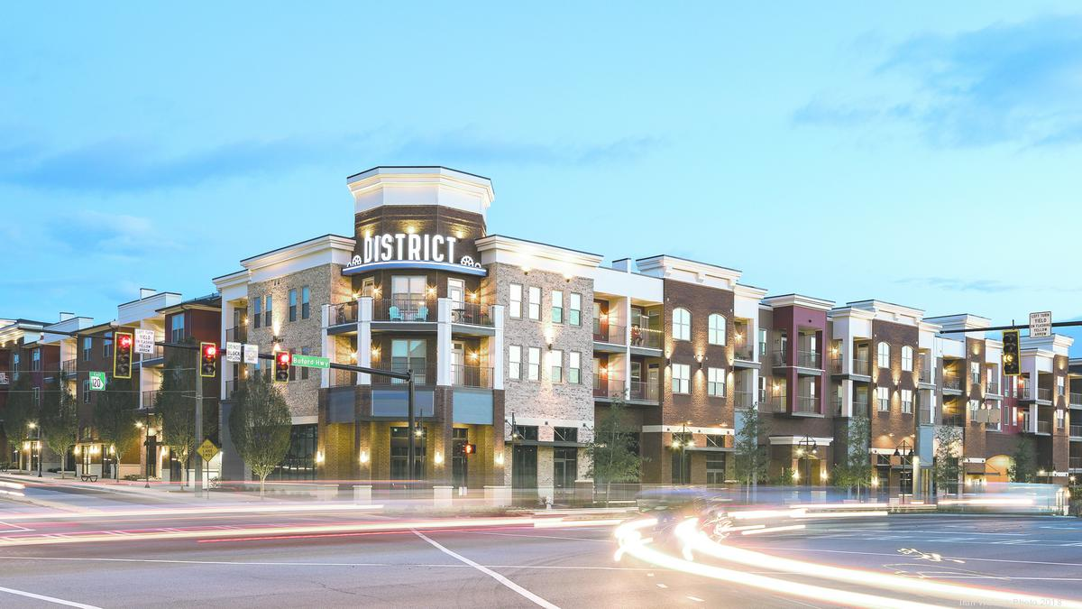 Gwinnett County development is surging - Atlanta Business Chronicle