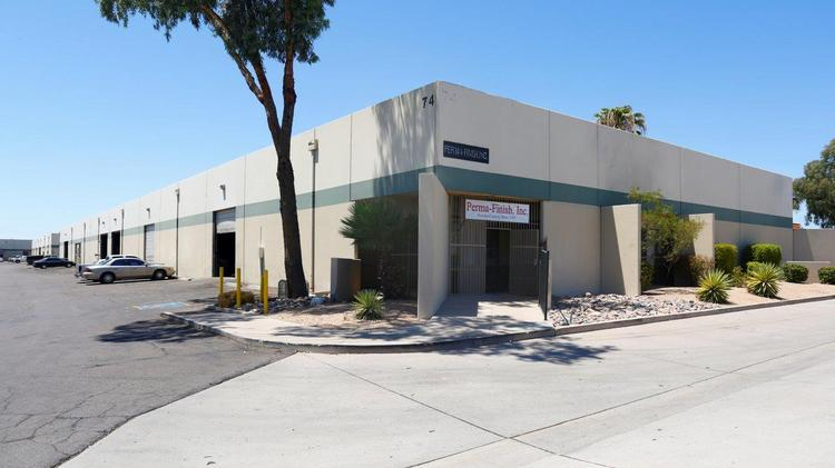 The Van Buren Industrial Center sold for $6.6 million.