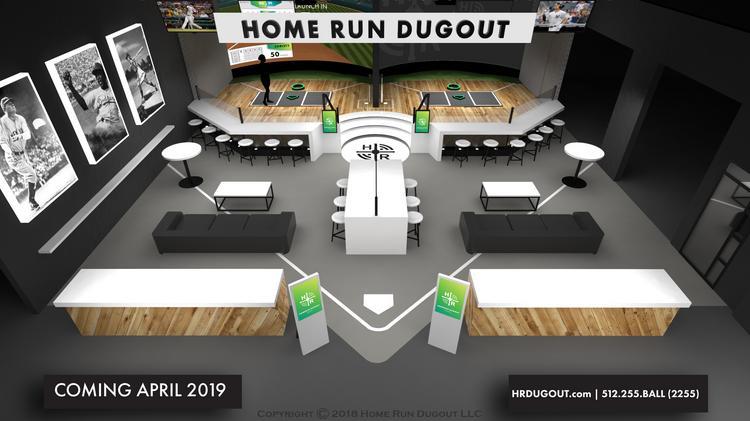 Austin S Home Run Dugout Brings Topgolf Model To Baseball Austin