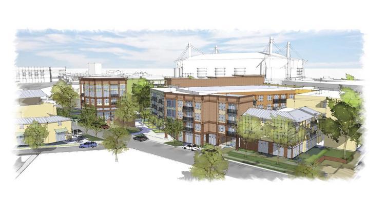 First Look Saha Plans Apartments By Hemisfair Slideshow