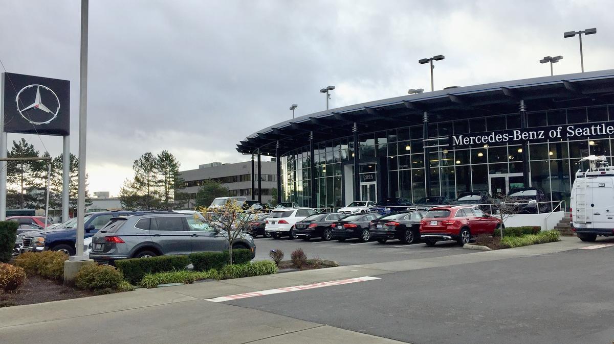 Mercedes Benz Seattle >> Swickard Auto Group Buys Mercedes Benz Of Seattle Puget Sound
