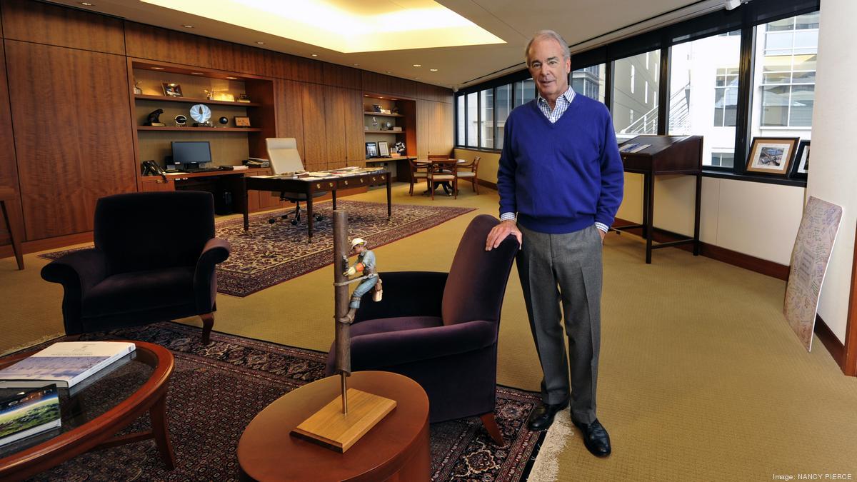 Celebration Of Life For Former Duke Energy Ceo Jim Rogers Held In