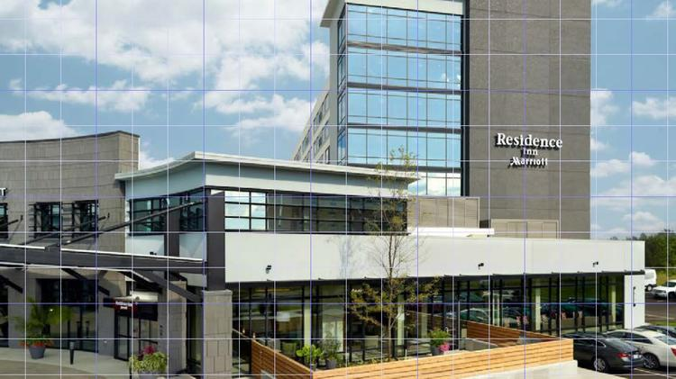 Marriott Hotel Residence Inn In Columbus At 3100 Olentangy River Rd Near The