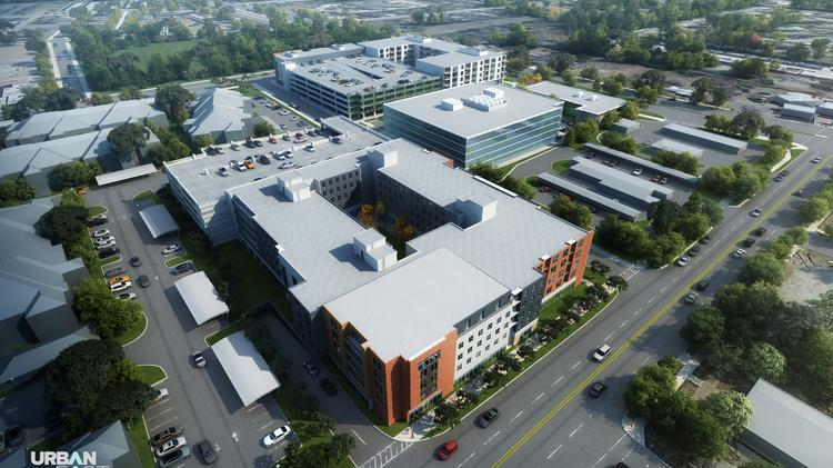 Urban East To Bring Hundreds Of Apartments More Businesses