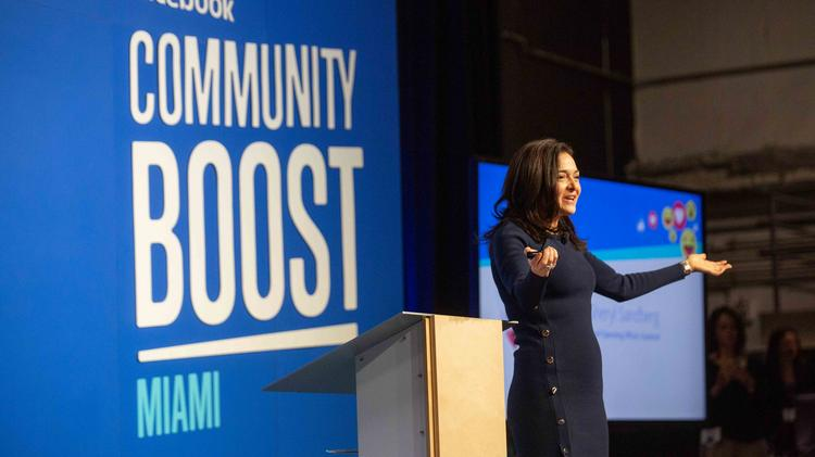 Facebook partners with Miami Dade College on digital
