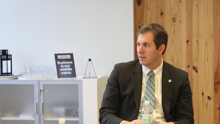 Baltimore County Executive Olszewski Jr  names four top