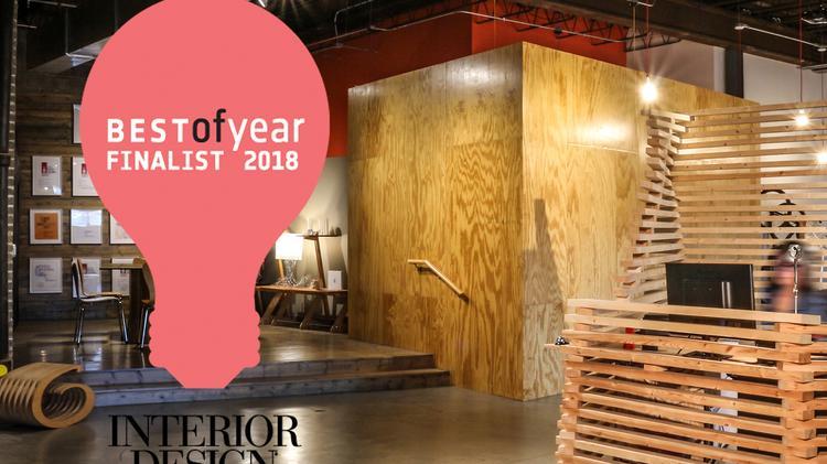 Bdot Architecture Was Recognized As A Finalist By Interior Design Magazine