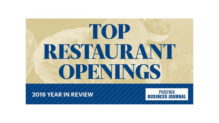 2018 Year In Review Top Valley Restaurant Openings