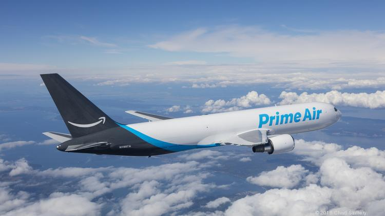 Amazon air carrier Atlas wants former United Airlines space