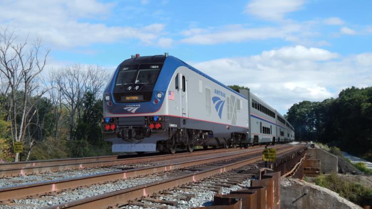 Siemens train factory gets $850 million Amtrak order - Sacramento