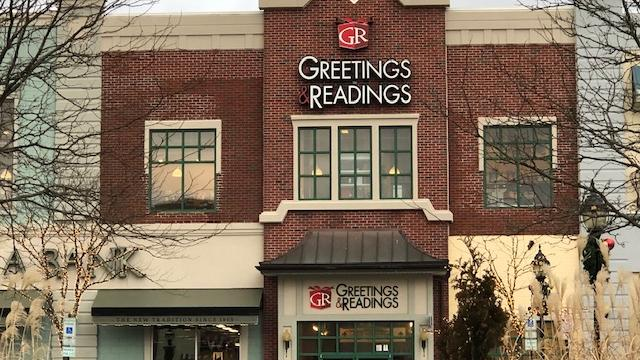 Greetings Readings In Hunt Valley To Close After 49 Years