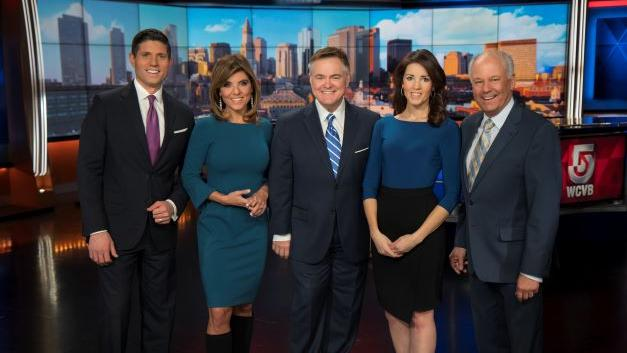 WCVB Channel 5 launches new evening show featuring Maria