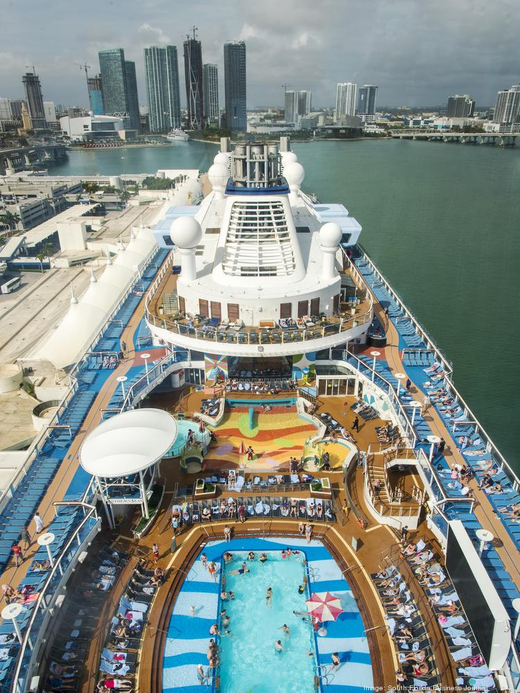 Cruises From Miami >> Royal Caribbean Cruises Seeks To Expand Headquarters Campus