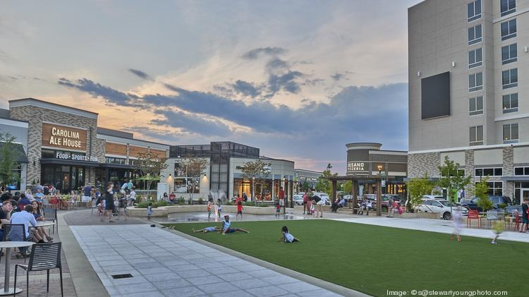 Whole Foods-anchored development in Waverly sells