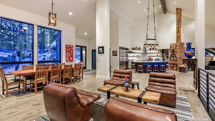 See inside John Denver's Aspen home on the market for $11M