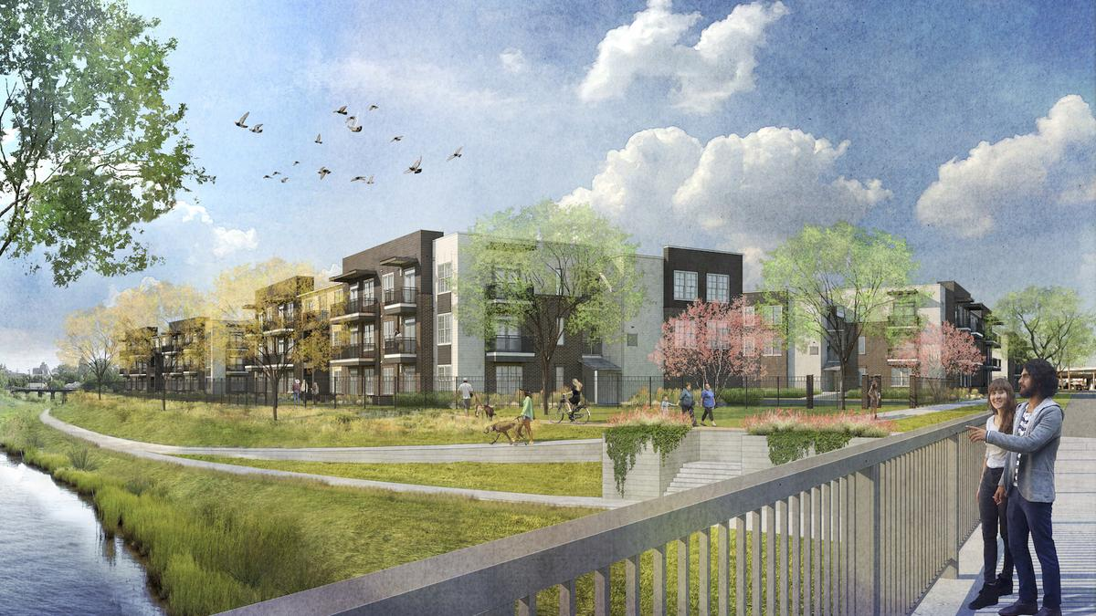 Nrp Group Breaks Ground On 323 Unit Acero Apartment Complex In