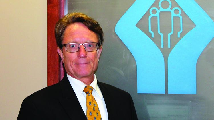 Rick Chesnos, CFO, St. Clair Hospital.