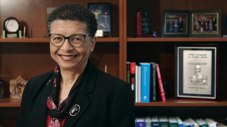 Personalities of Pittsburgh: Dr  Jeannette South-Paul with UPMC