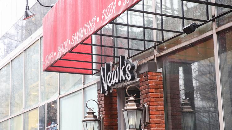 Newks Restaurant In Uptown Charlotte Has Closed Charlotte
