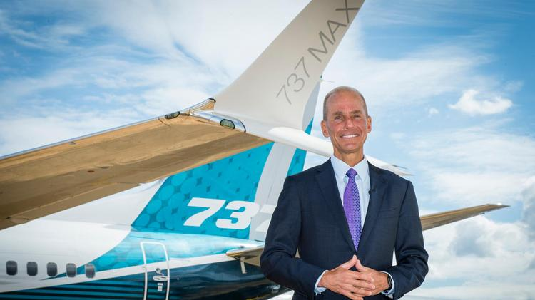 Image result for dennis muilenburg boeing
