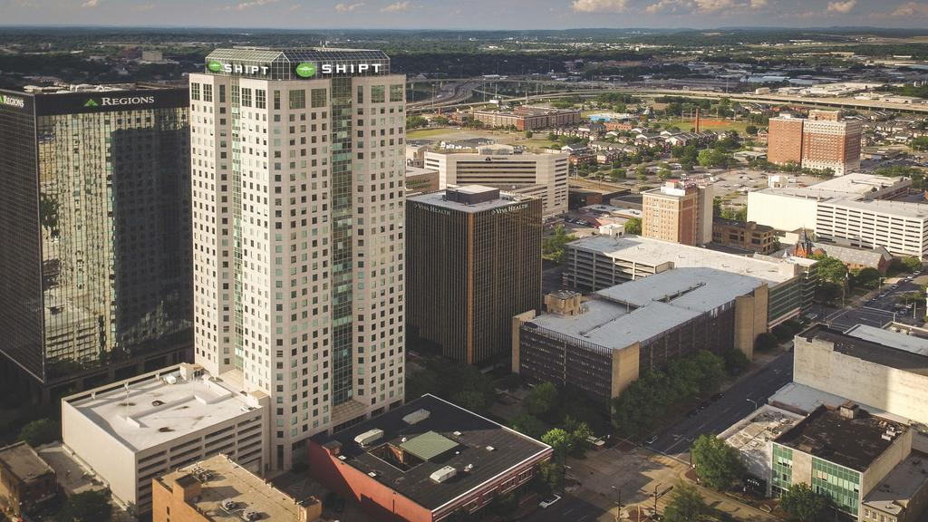 Deals of the Year: Shipt Tower brings tech to the skyline