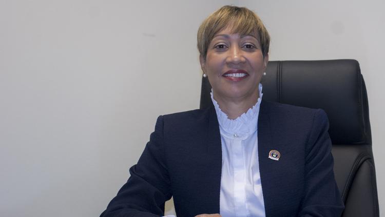 Colorado state Sen. Angela Williams, D-Denver