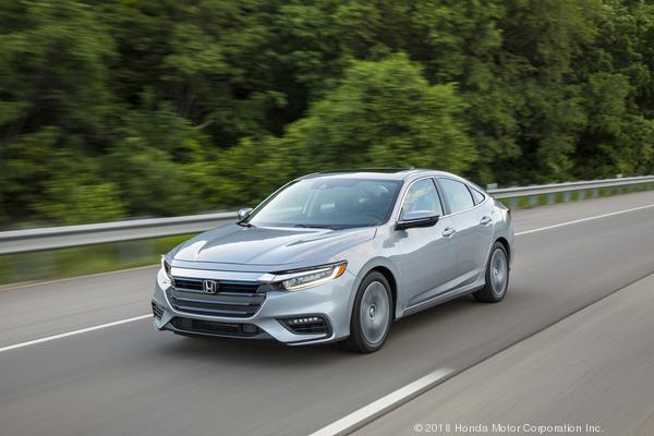 Motor Mondays reviews Honda Insight - Phoenix Business Journal