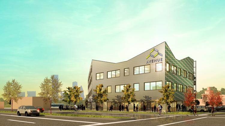 Houston nonprofit Avenue CDC plans to open Avenue Center at 3527 Irvington Blvd. in early 2020. Architecture and engineering firm Page is designing the project.